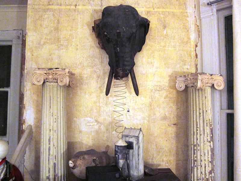 elephant mask 1