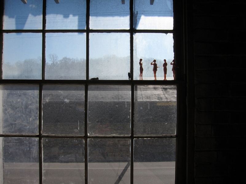 window ladies