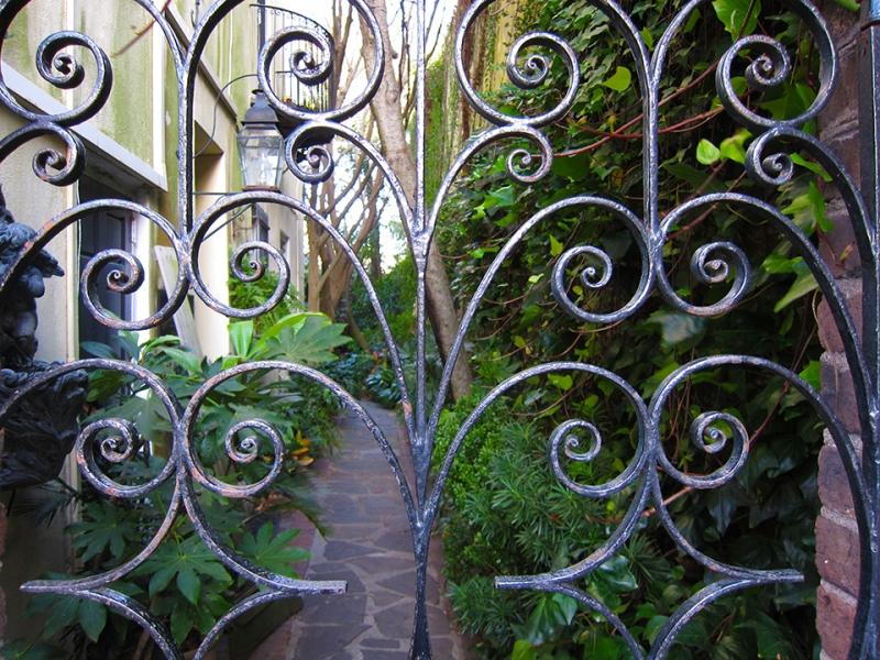 iron entry
