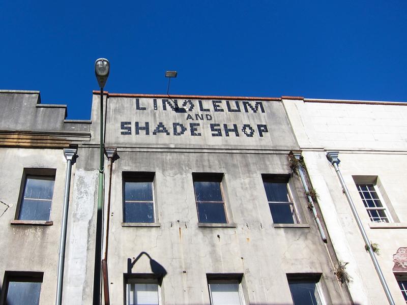 linoleum and shade shop