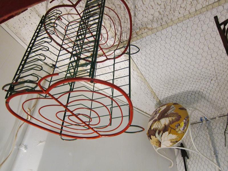 ceiling display