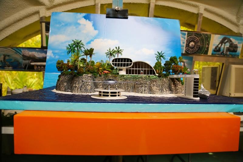 island model