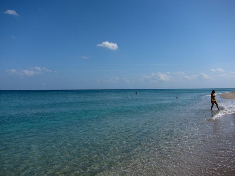beach goers 2