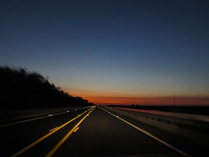road to naples