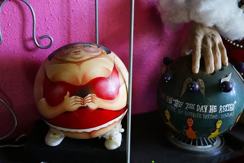 bowling ball museum 1
