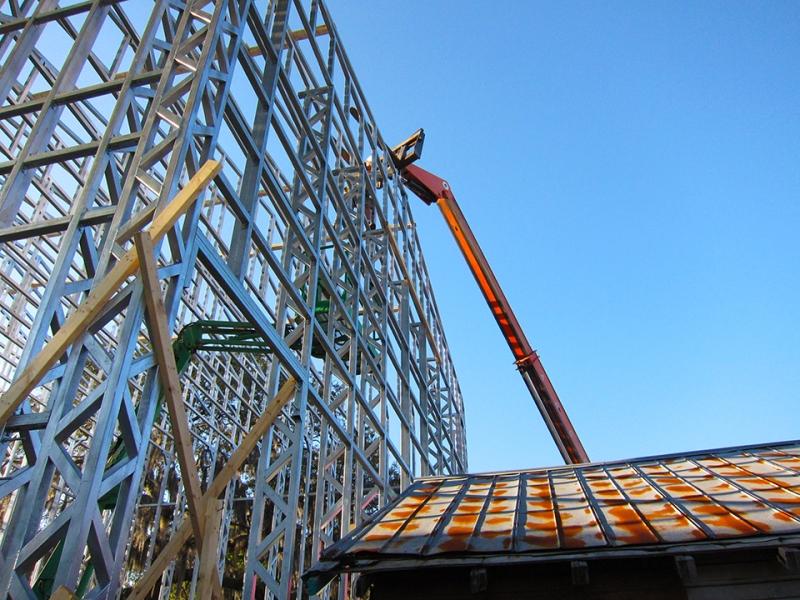 last truss