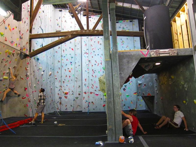 climbing gym 1