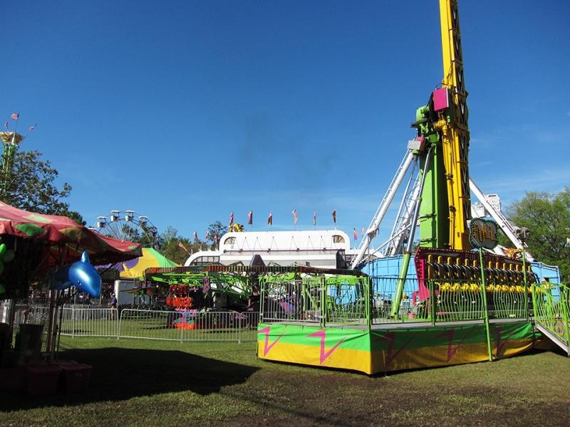 blue sky carnival
