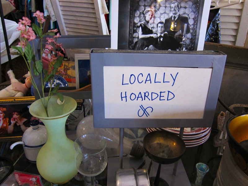 locally hoarded