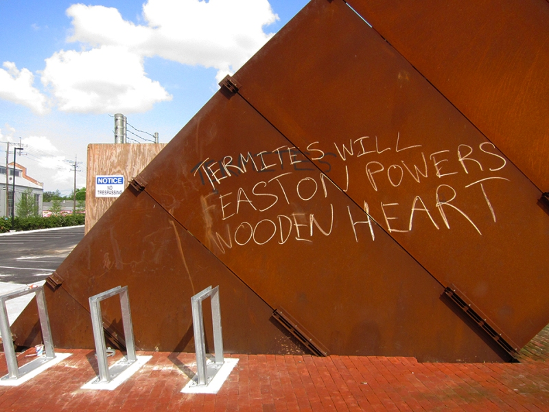 termites will feast