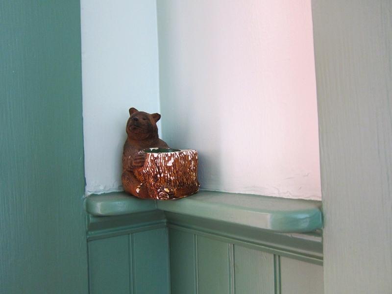 corner bear