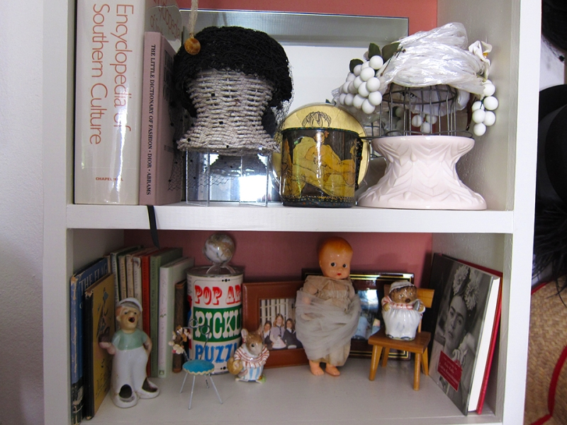 southern culture shelves
