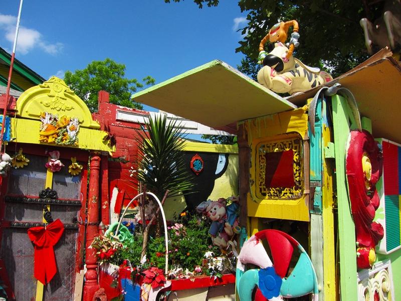 flower man house 6