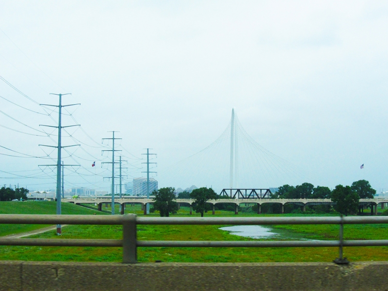 bridges and wires
