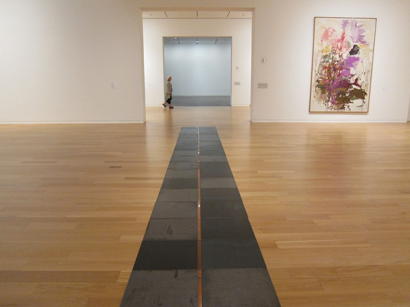 Carl Andre and