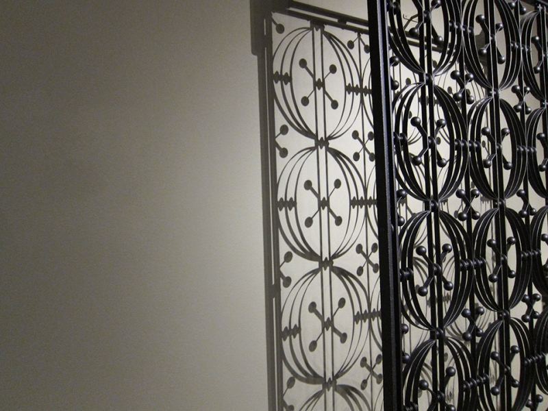 metal and shadow at the DMA